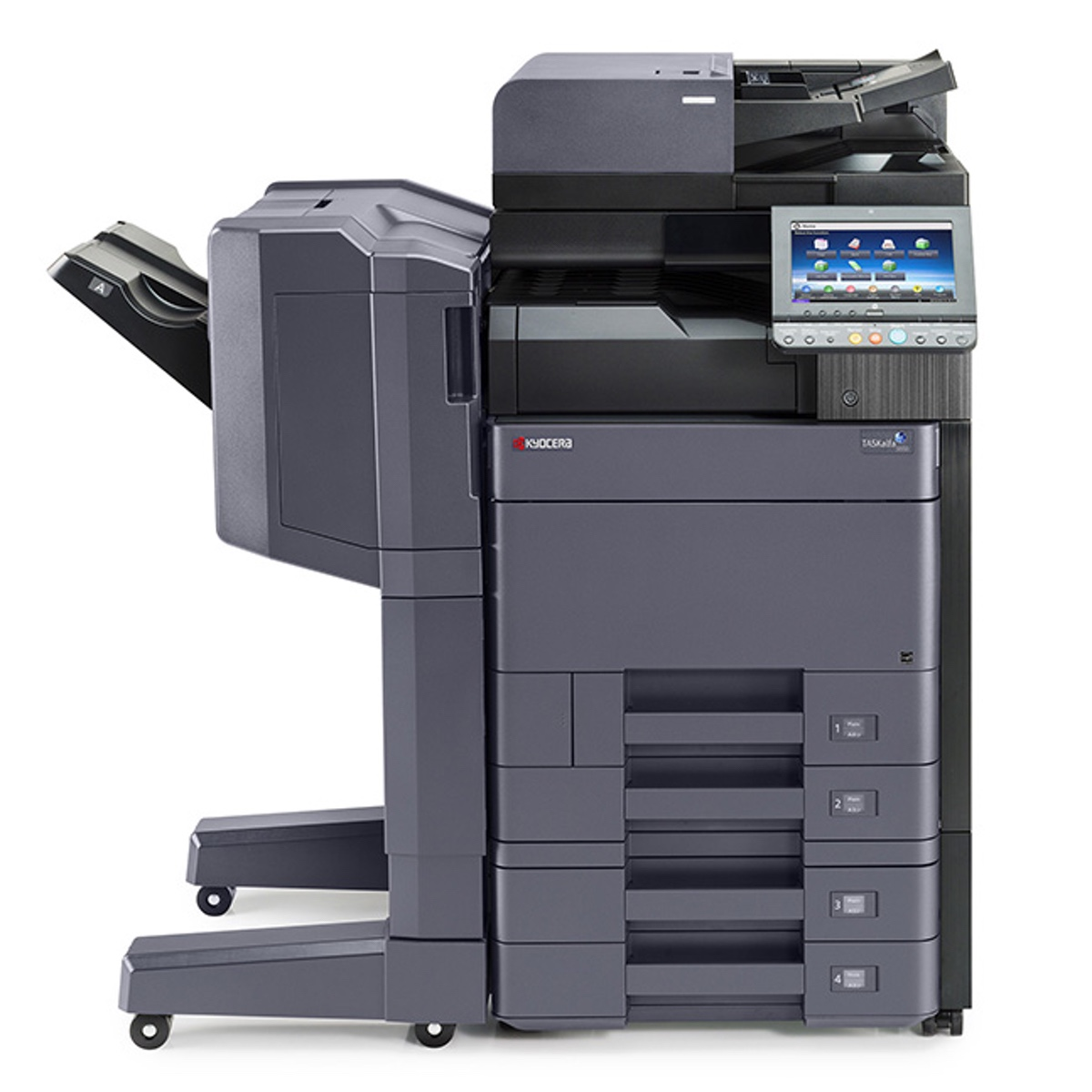Kyocera Copiers:  The Kyocera TASKalfa 4002i Copier