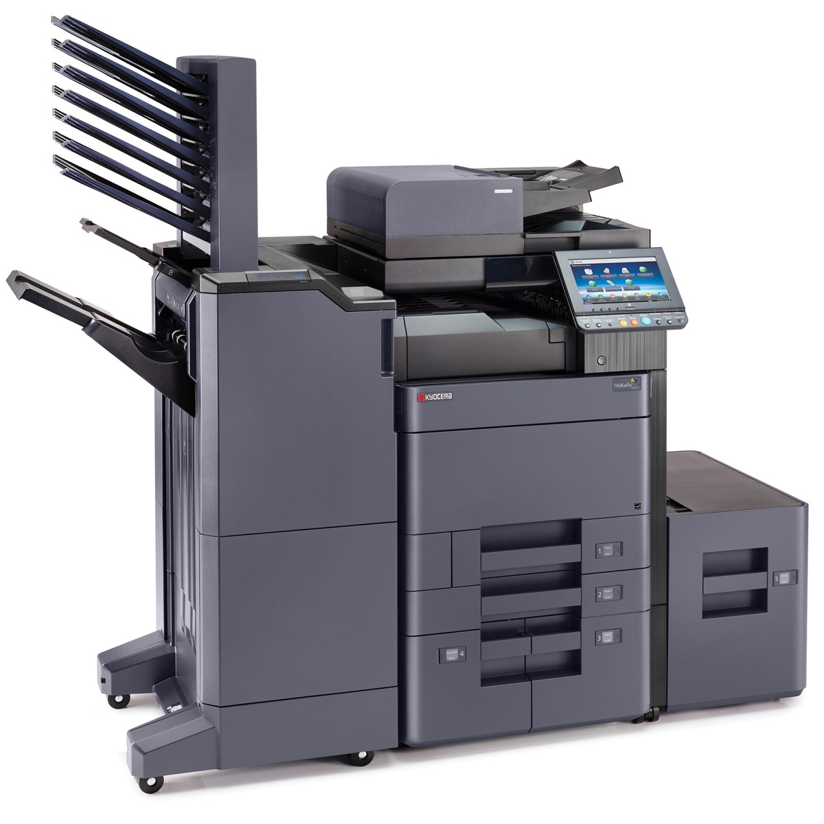 Kyocera Copiers:  The Kyocera TASKalfa 6052ci Copier