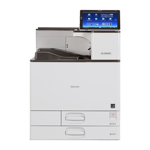 Ricoh Printers:  The Ricoh SP C840DN Printer