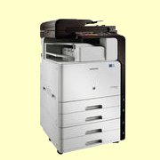 Samsung Copiers:  The Samsung MultiXpress SCX-8123NA Copier
