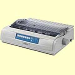 Okidata MICROLINE 491 RS-232C Printer
